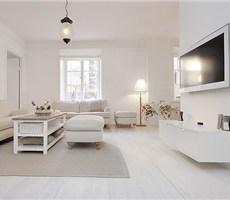 斯德哥尔摩极简风格公寓设计