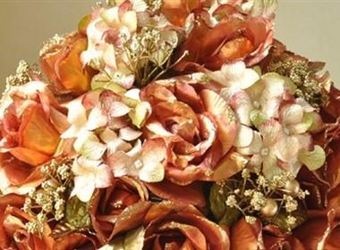 大花朵的室内装饰花卉图片
