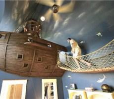 游走在太空中的诺亚方舟创意室内设计
