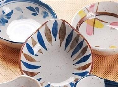 最可爱的家装餐具沙拉碗