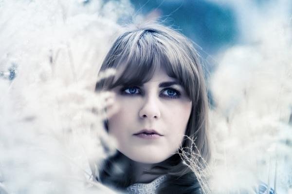 Daniela Majic美丽的肖像摄影