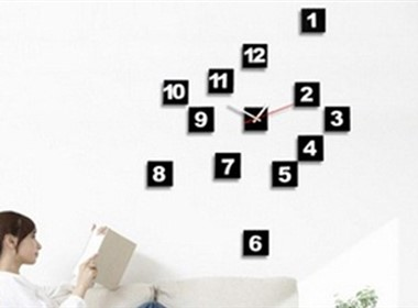 时尚创意钟表