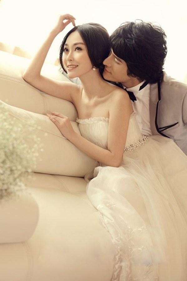 人气巨升的韩式孕妇婚纱设计欣赏