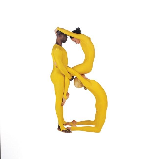 人体组成的10个英文字母