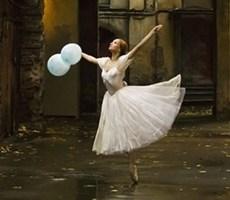 飞舞的梦想高傲舞者唯美摄影作品
