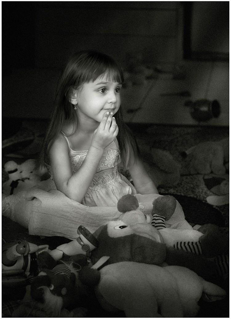 孩子纯真的笑脸Lertsy摄影欣赏