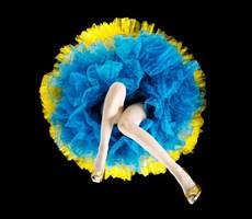 darylbanks的摄影作品裙摆像花一样绽放