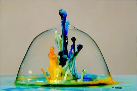 比利时摄影师fotoopa水滴欣赏