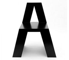 字母也活跃ABCchairs 字母椅