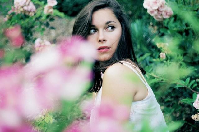 十八岁的她眼里的世界
