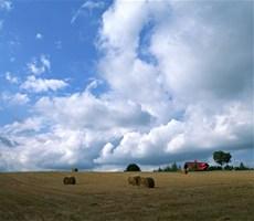 蓝天白云美景尽收眼底唯美摄影集