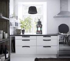 黑白简洁田园温馨室内设计欣赏