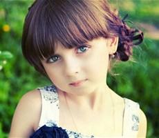 令人动容的儿童肖像摄影——亚历山德拉