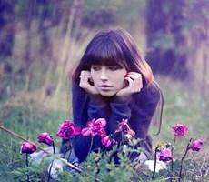 俄罗斯摄影师清新自然优雅唯美风格的摄影作品