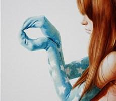 自娱自乐丰富多彩的绘画艺术