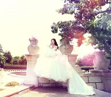 上海别样的婚纱摄影欣赏