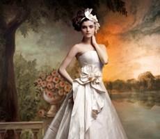 国外很有韵味的Marina Danilova婚纱摄影作品