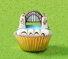 Rachael Dunk 的糕点创意设计