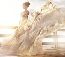 时尚异常华丽的女性摄影作品欣赏