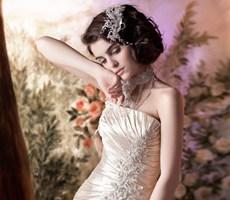 唯美优雅的Marina Danilova婚纱摄影作品