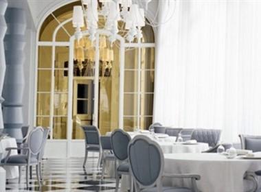 浪漫地中海风情餐厅
