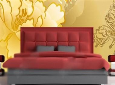 古典温馨壁画墙纸,让你的家韵味十足