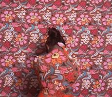 秘鲁的女艺术家Cecilia Paredes神秘隐身术