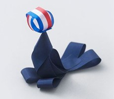 BAKU MAEDA的趣味精美包装丝带设计