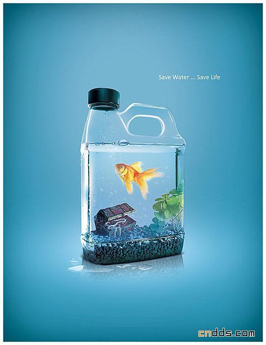 创意的海报广告设计