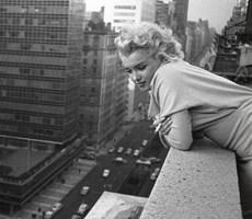 玛丽莲·梦露50周年纪念 珍贵照片曝光