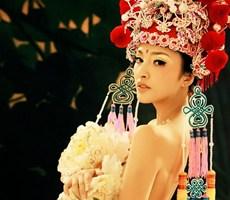 时尚古典中国风唯美插画设计欣赏