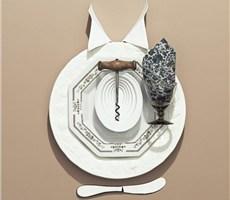 晚宴餐桌摆设设计的最高境界