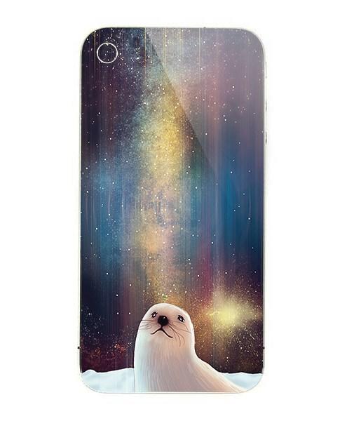 如果我的画印在手机壳上,你会买吗?