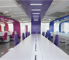 Radial办公室设计