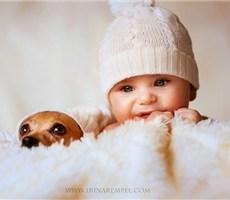 俄罗斯摄影师展现的儿童天真的美