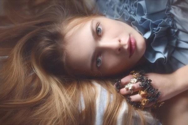 法国摄影师精美的女性摄影作品欣赏