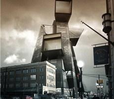 """创意十足的""""监狱""""的建筑概念设计欣赏"""