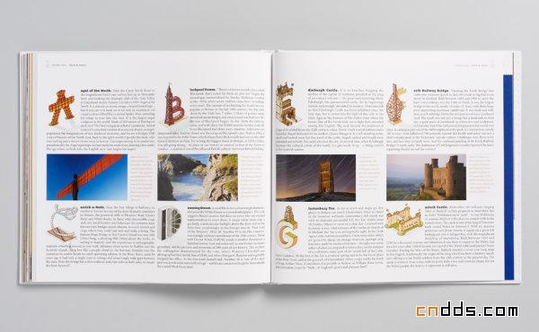 完美的书籍版面设计-欧洲古典风格