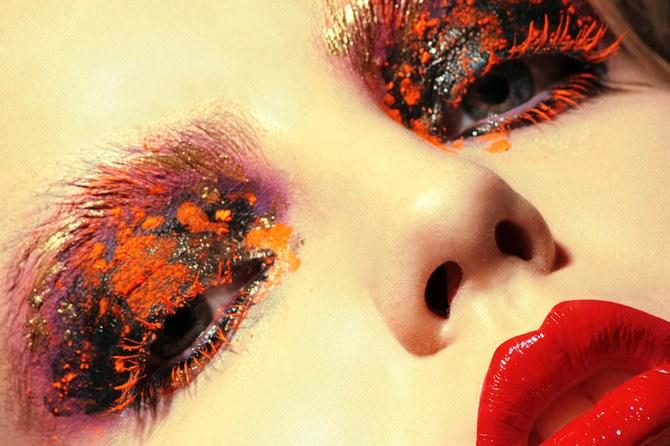 时尚彩妆创意摄影