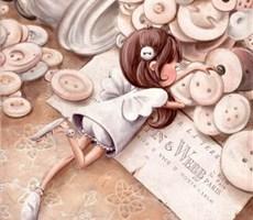 Elina Ellis的插画作品