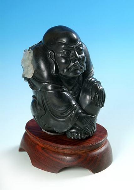 玉石的人物雕刻