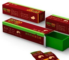 百味珍果院產品策劃與包裝設計 蘭旗