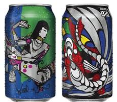 罐装饮料包装的创意设计