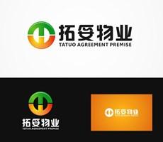 北京拓妥物業標志設計
