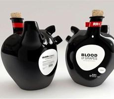 葡萄酒包裝設計