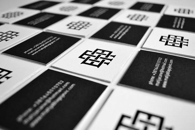 古奥思成北京设计公司推荐欣赏-创意名片设计组图(上)