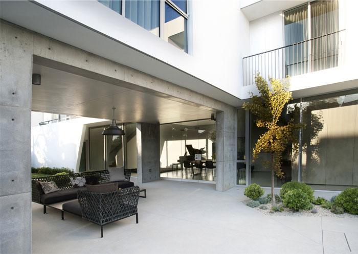 洛杉矶现代别墅设计
