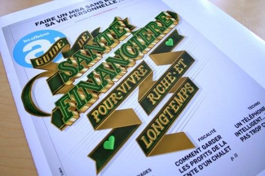 瑞典设计师Martin Schmetzer创意字体设计