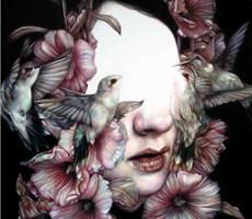 意大利Marco Mazzoni彩色铅笔画欣赏