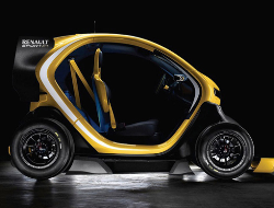 概念电动车设计